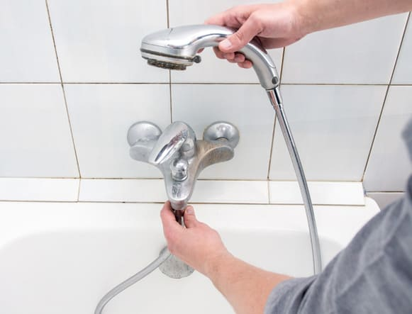 Tub & Shower Faucet Replacement Services | Right Now Heating & Air
