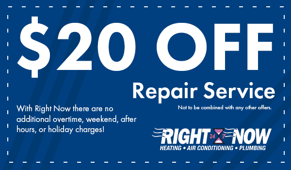 $20 off repair service coupon